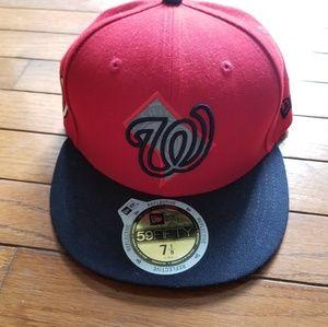 Washington nationals cap